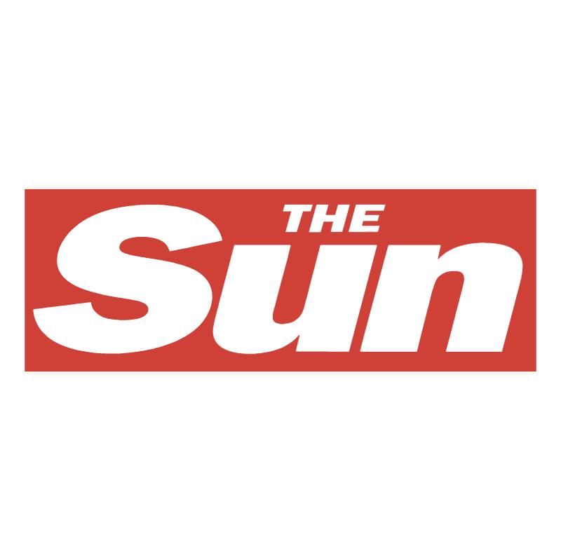 The Sun Newspaper vector