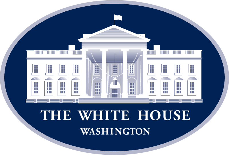 The White House US vector