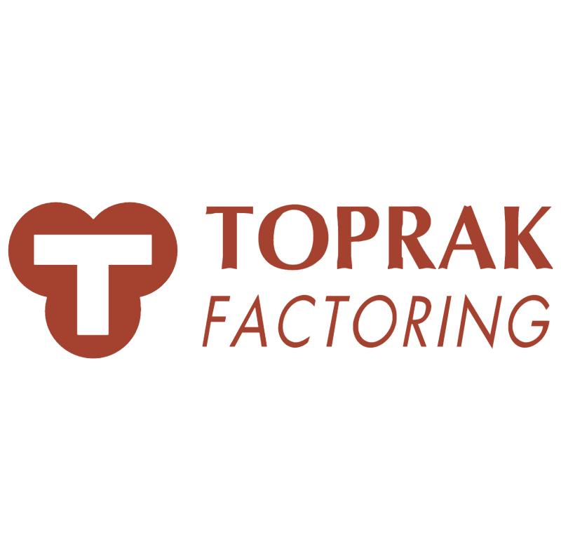 Toprak Factoring vector