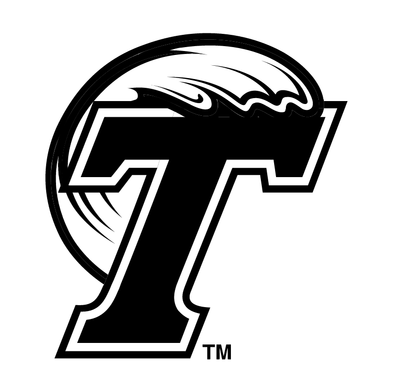 Tulane Green Wave vector logo