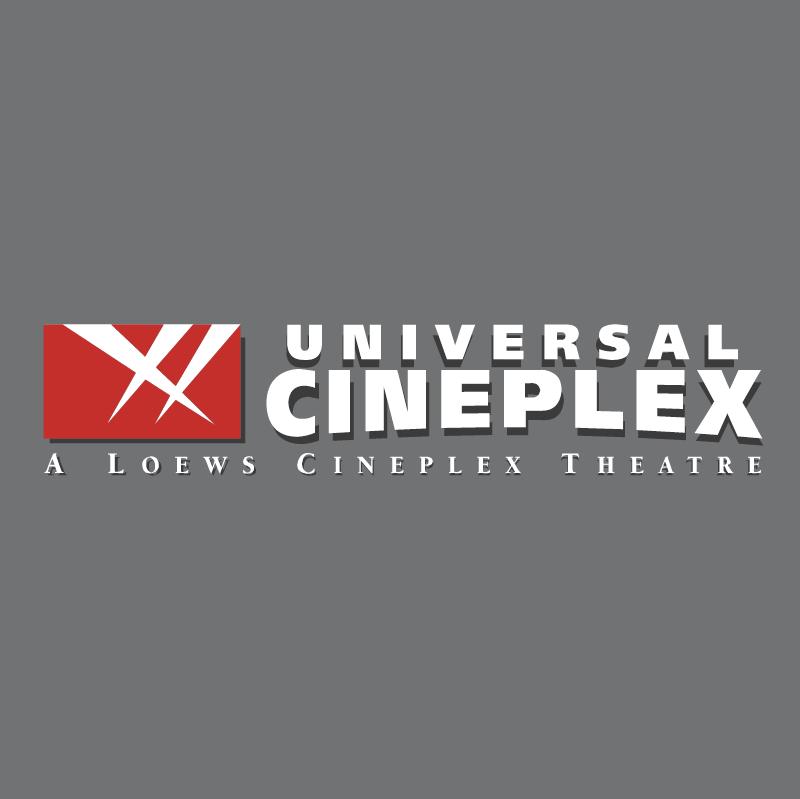 Universal Cineplex vector