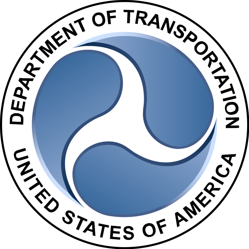US Department Of Transportation vector logo
