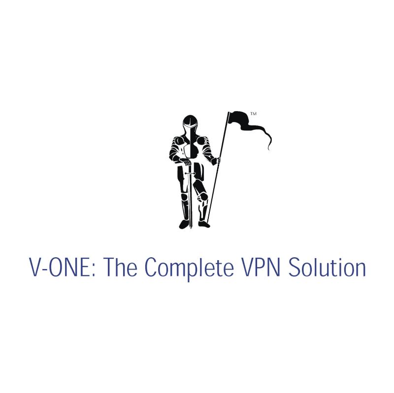 V ONE vector logo