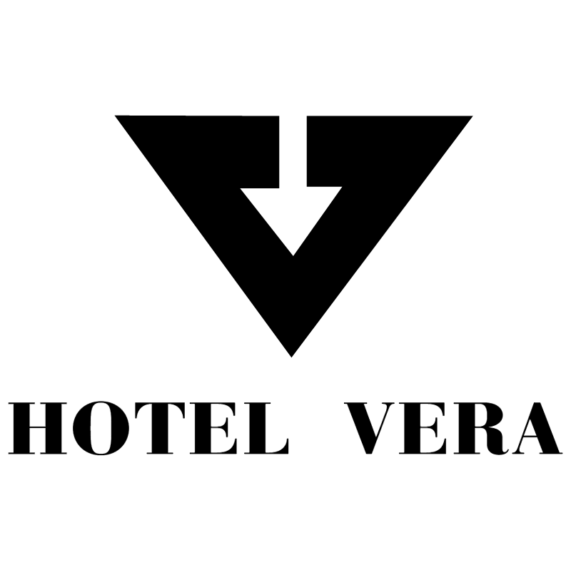 Vera Hotel vector