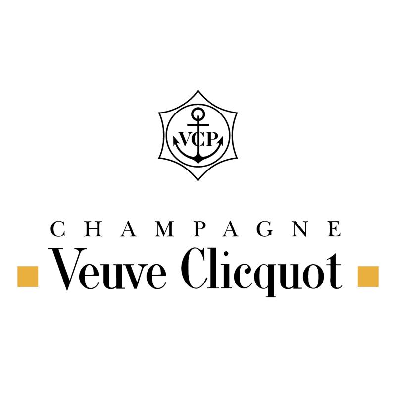 Veuve Clicquot Champagne vector