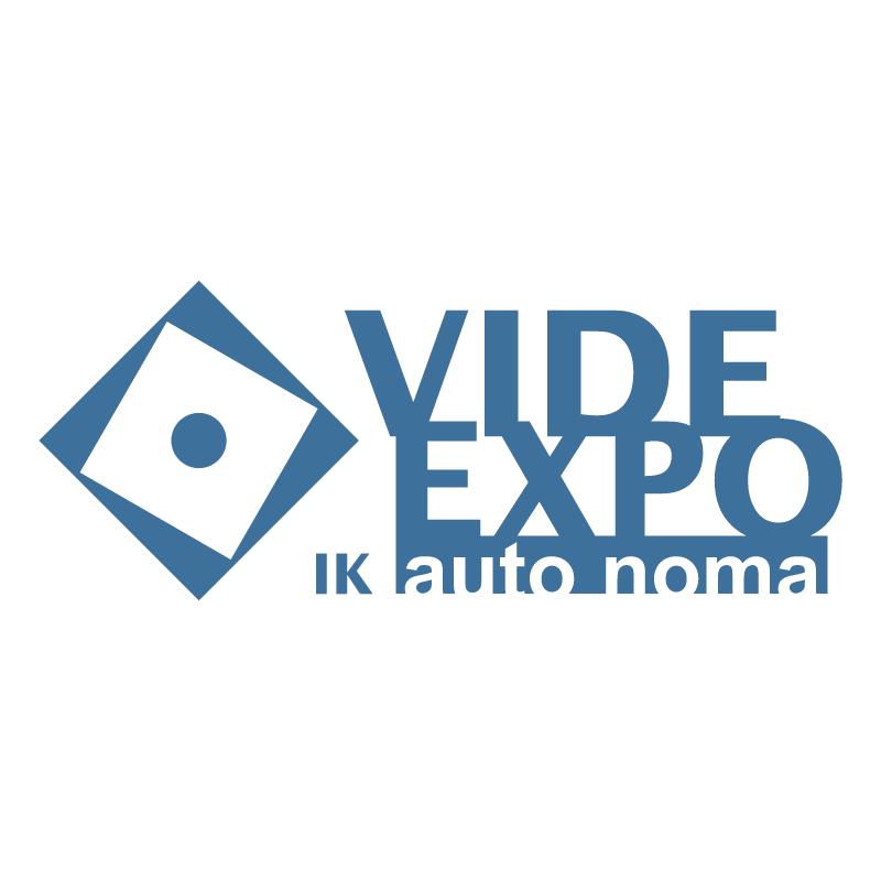 Vide Expo Auto noma vector