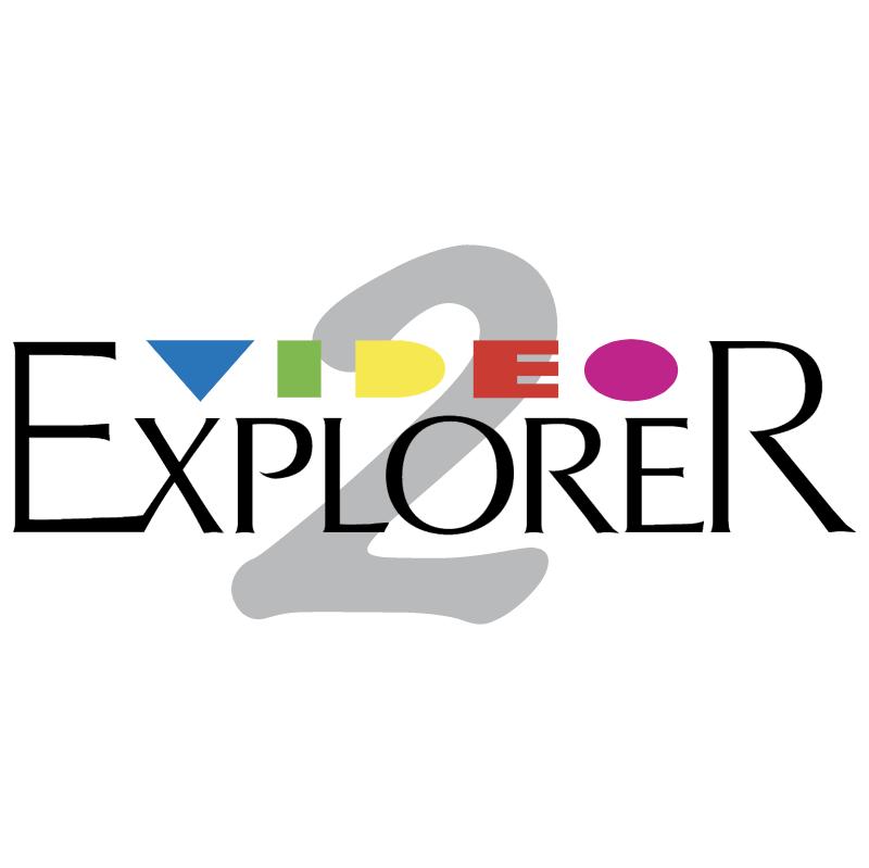 Video Explorer vector