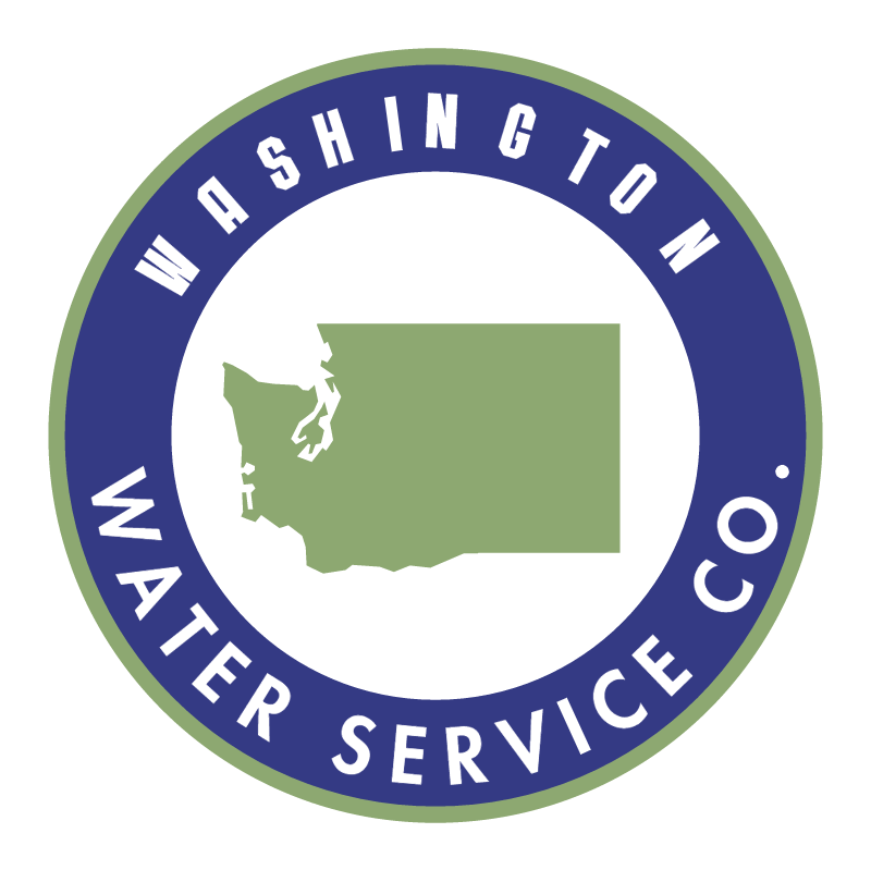 Washington Water Service vector