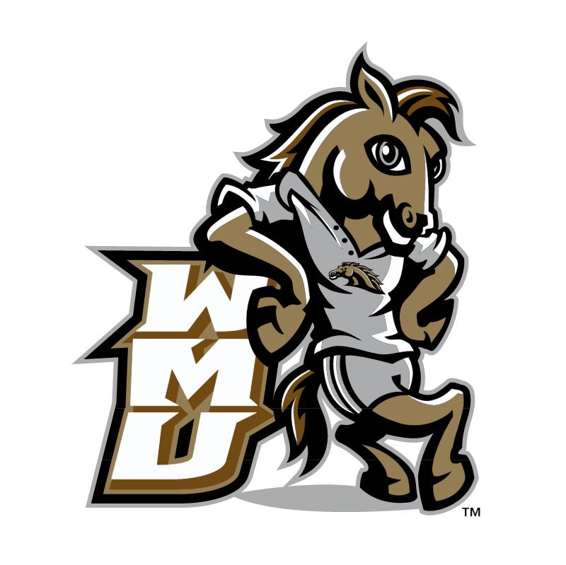 WMU Broncos vector