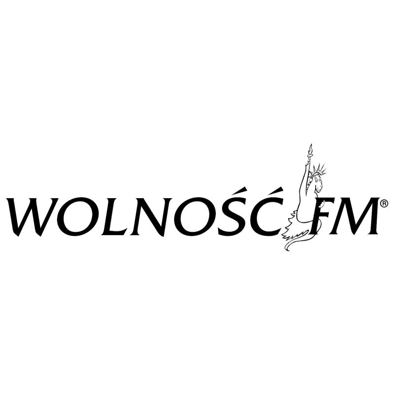 Wolnosc FM vector logo