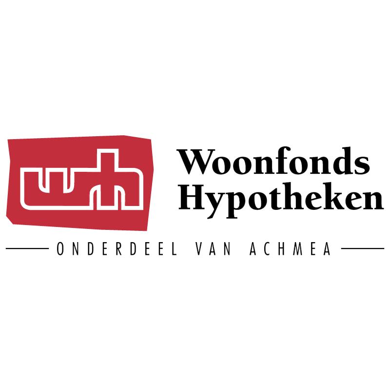 Woonfonds Hypotheken vector logo