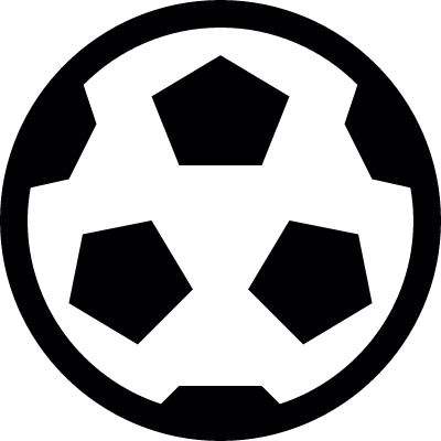 Antique Soccer ball vector logo