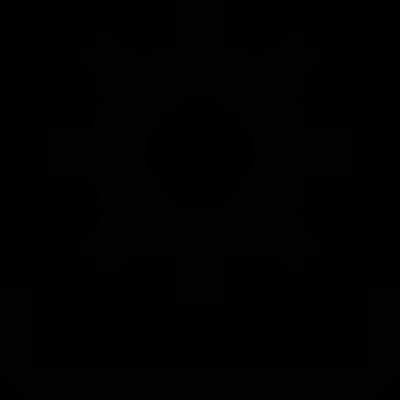 Installation symbol vector logo