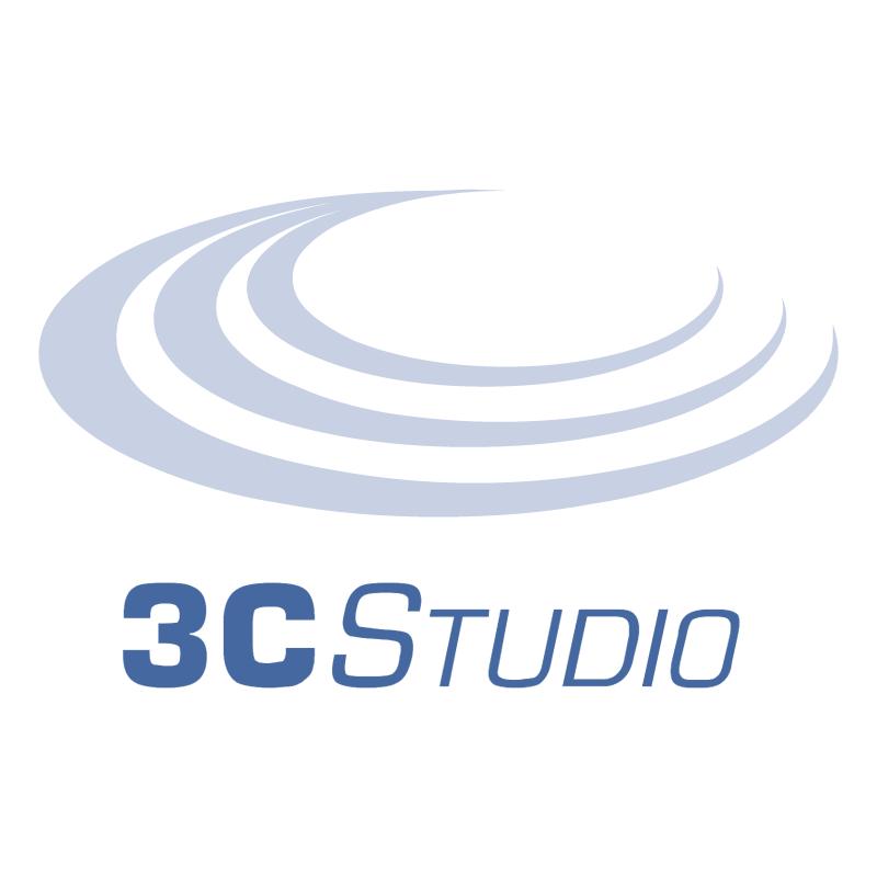 3C Studio vector logo