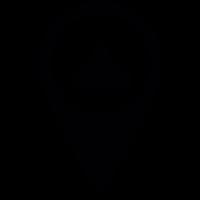Hermitage Pin vector