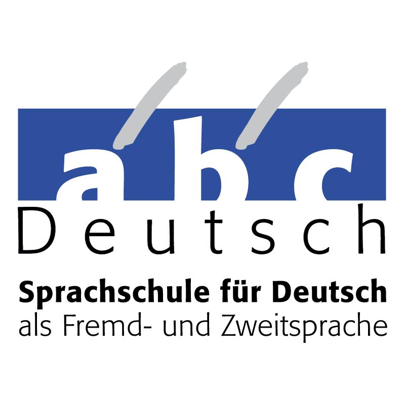 ABC Deutsch vector