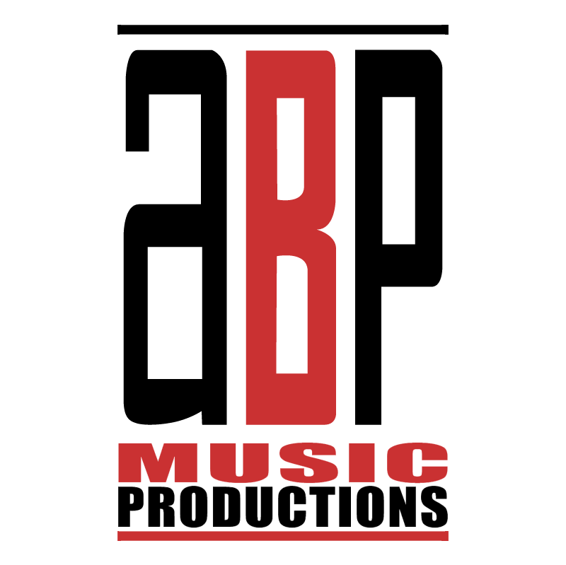 ABP Music Productions vector logo