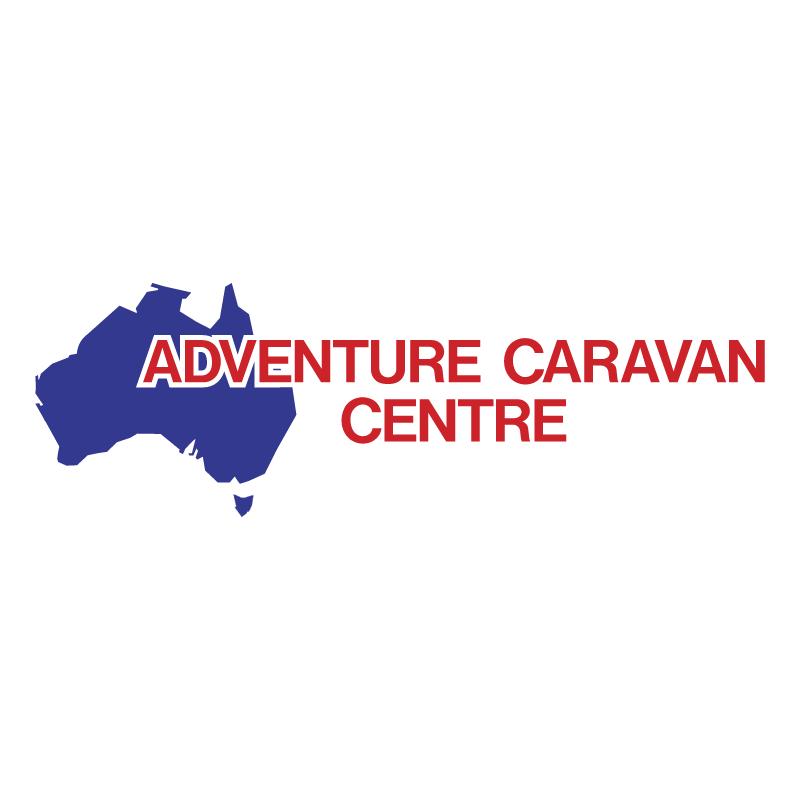 Adventure Caravan Centre vector