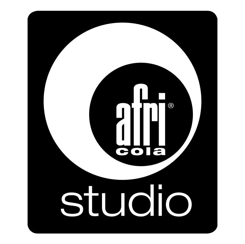 Afri Cola Studio vector