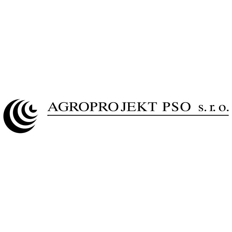 Agroprojekt PSO vector