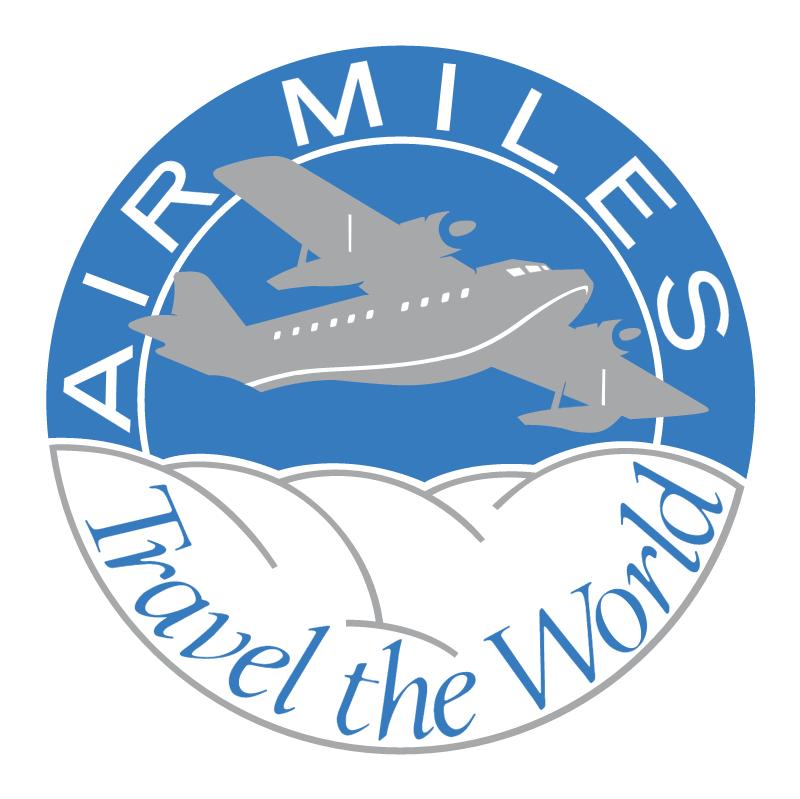 Air Miles 86512 vector