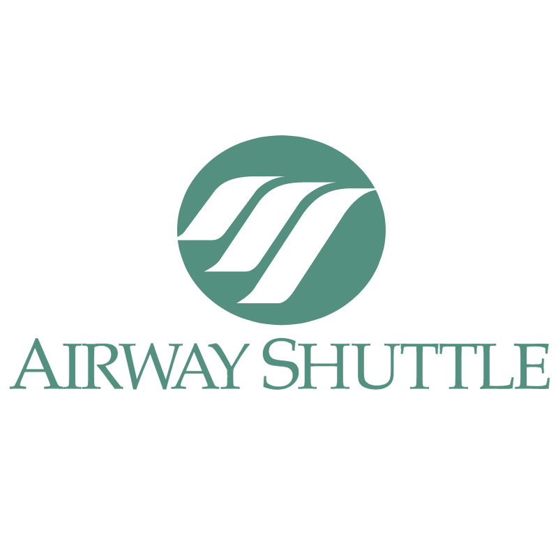 Airway Shuttle vector logo