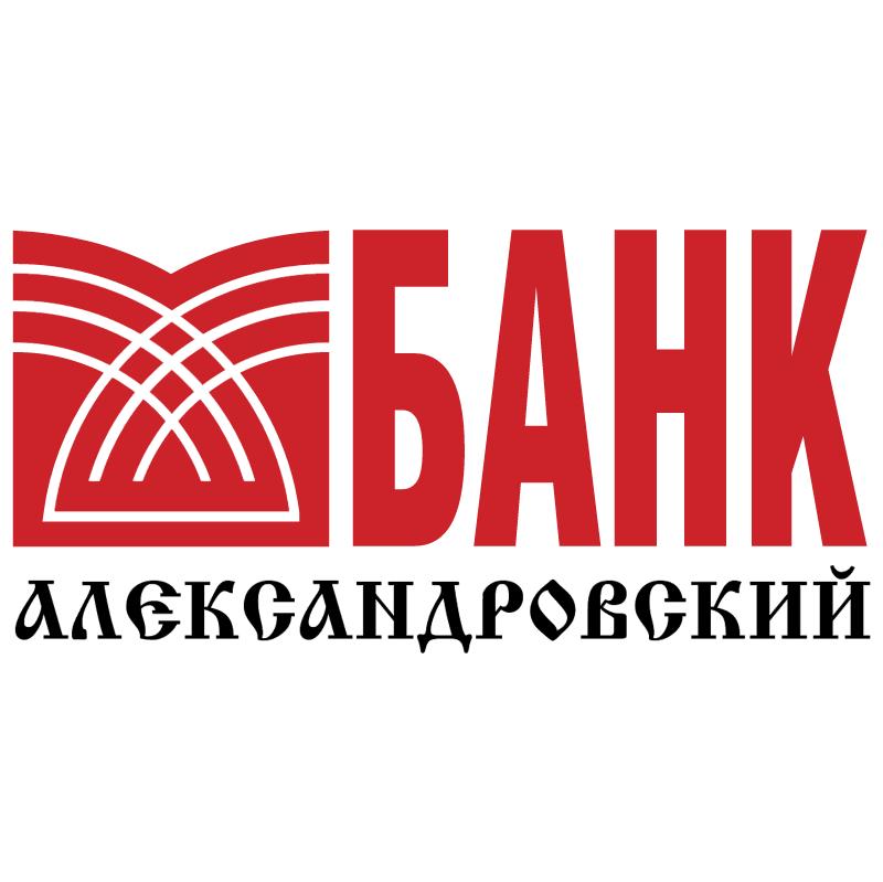 Aleksandrovsky Bank 591 vector
