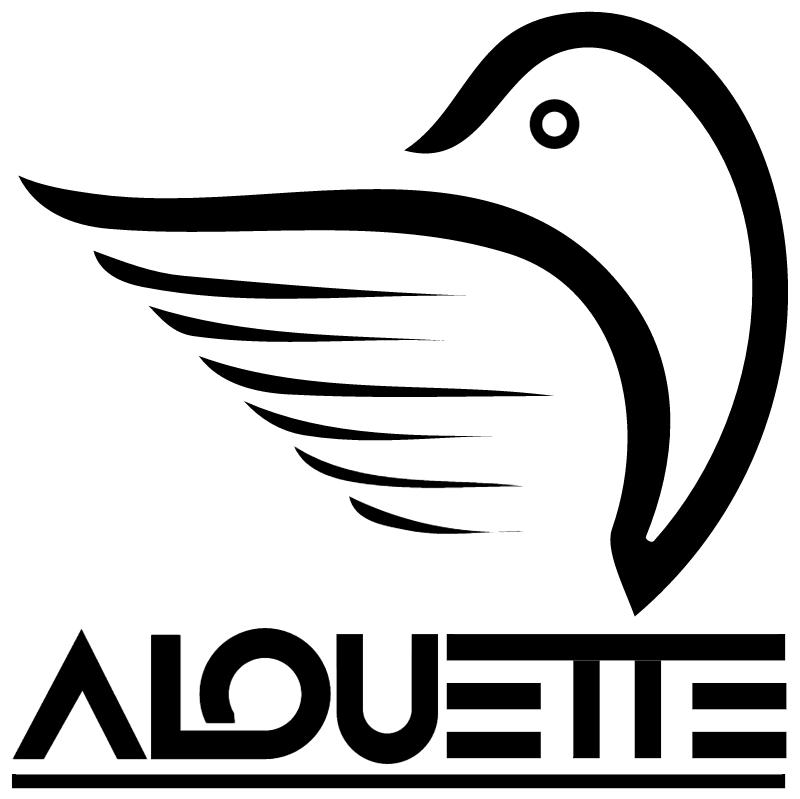Alouette vector