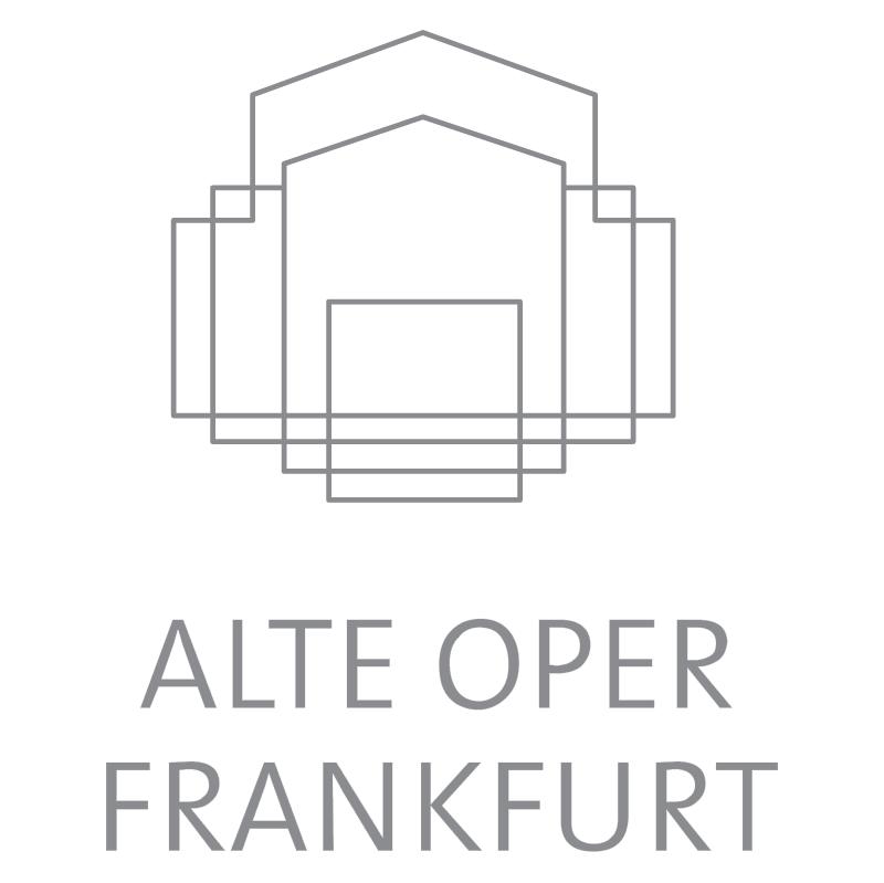 Alte Oper Frankfurt vector
