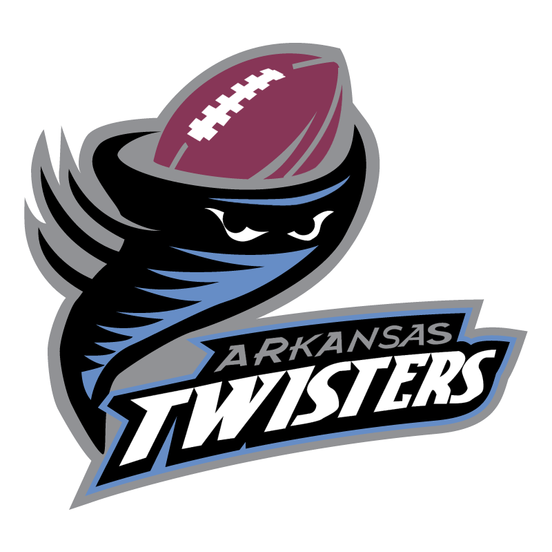 Arkansas Twisters vector
