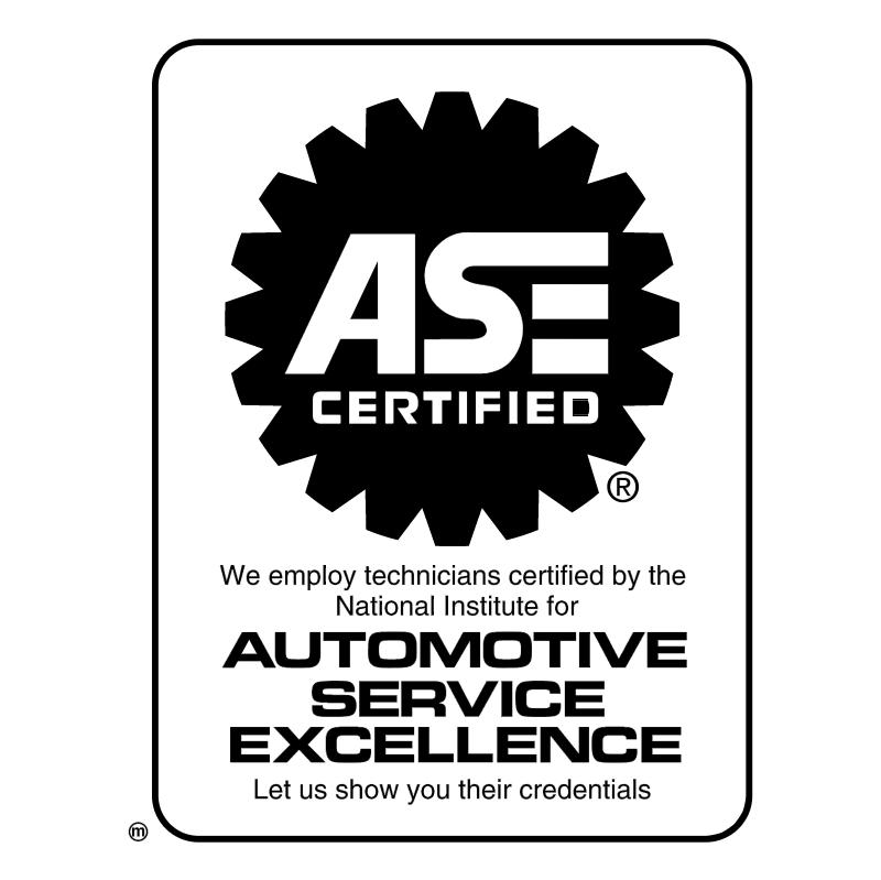 ASE Certified 55185 vector
