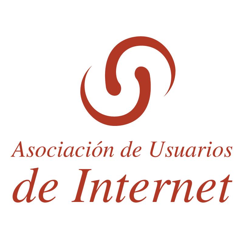 Asociacion de Usuarios de Internet vector