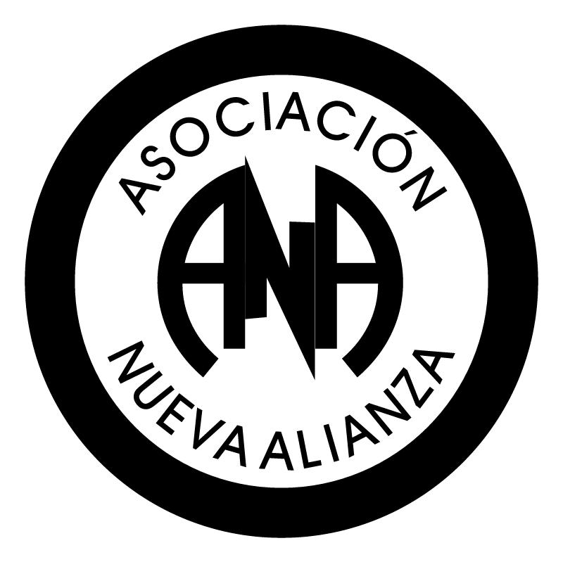 Asociacion Nueva Alianza de La Plata 84064 vector
