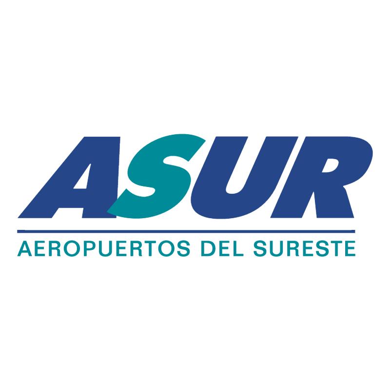 ASUR vector logo