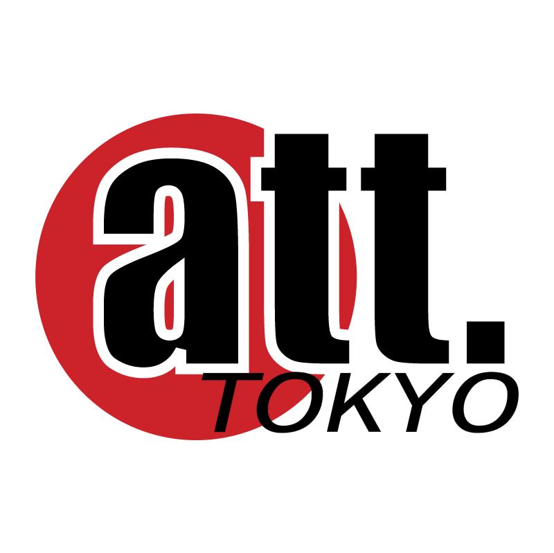 Att Tokyo 71394 vector