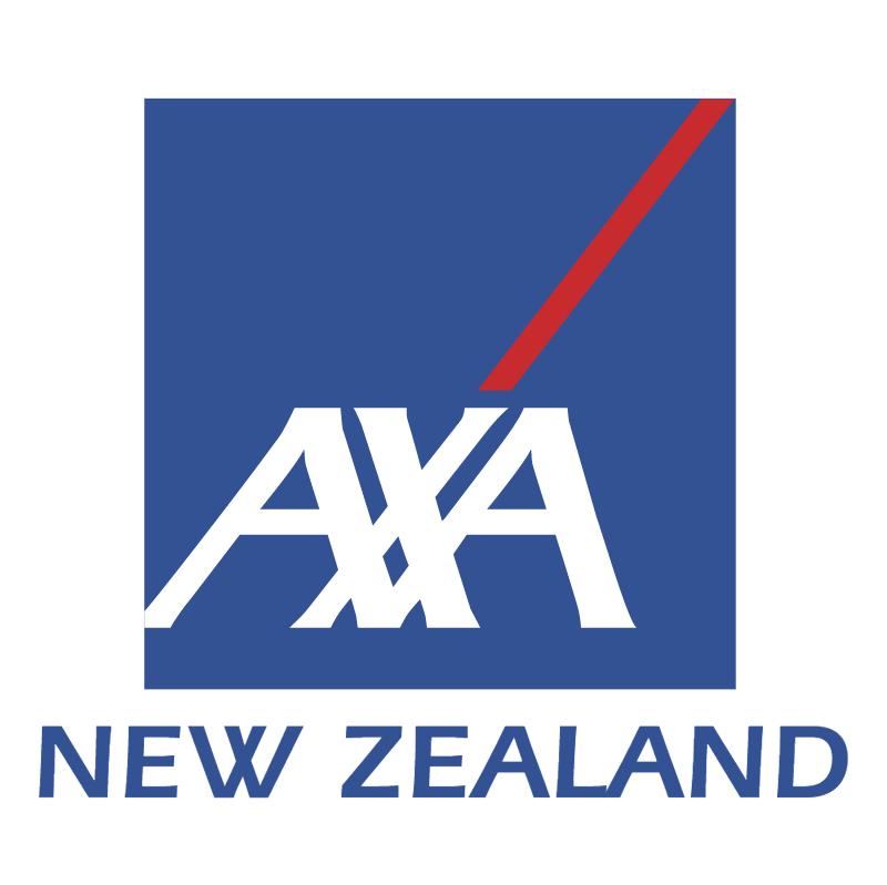 AXA New Zealand vector