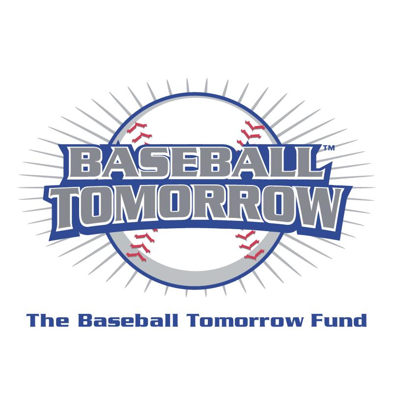 Baseball Tomorrow Fund vector