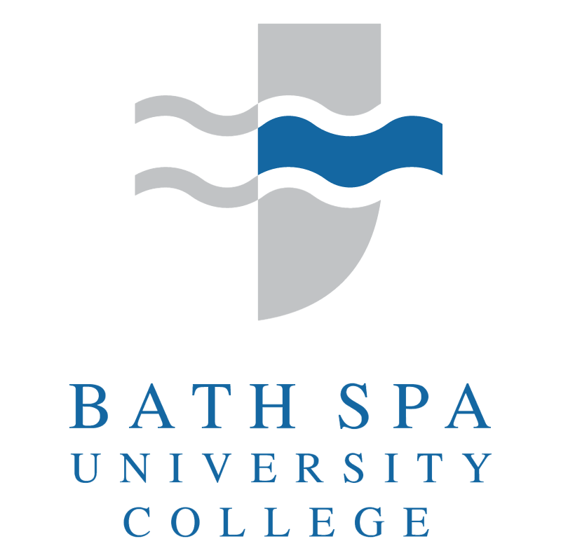 Bath Spa University College vector