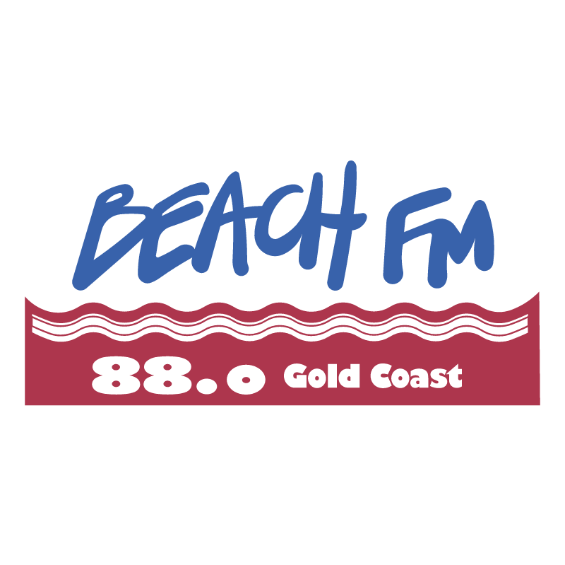 Beach FM 55080 vector