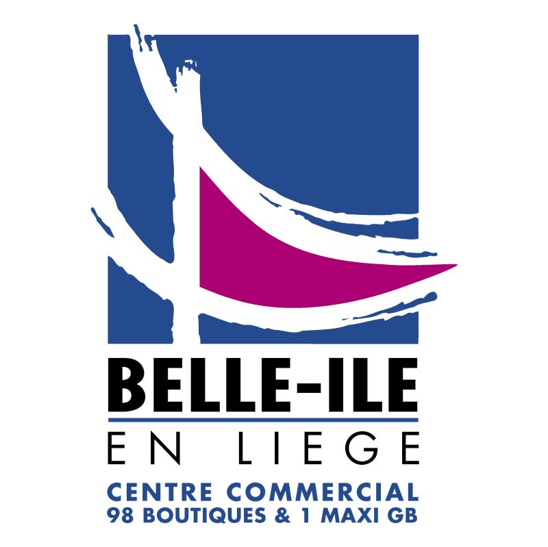 Belle Ile En Liege vector