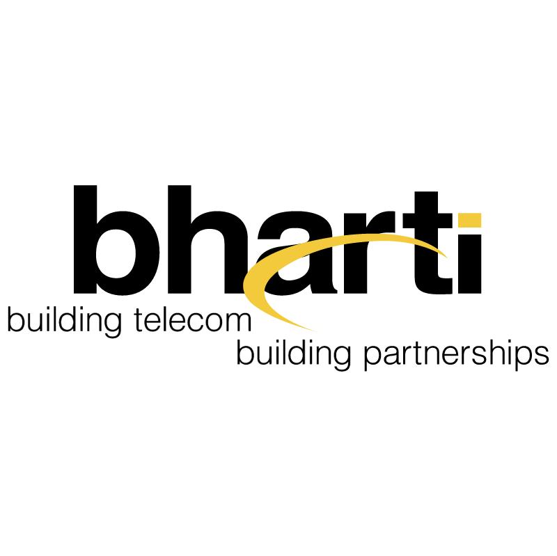 Bharti Telecommunication vector