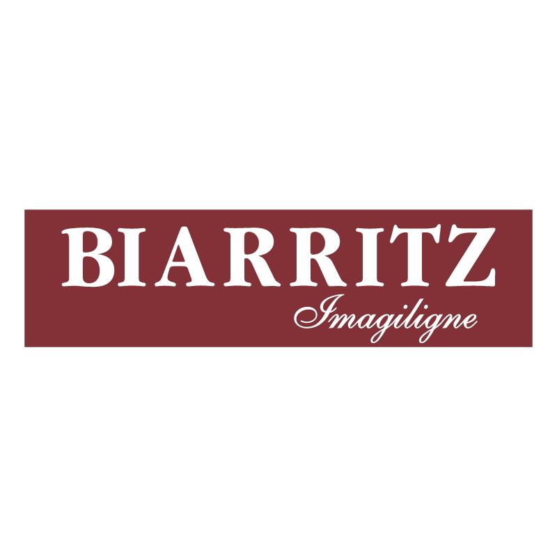 Biarritz 64860 vector logo