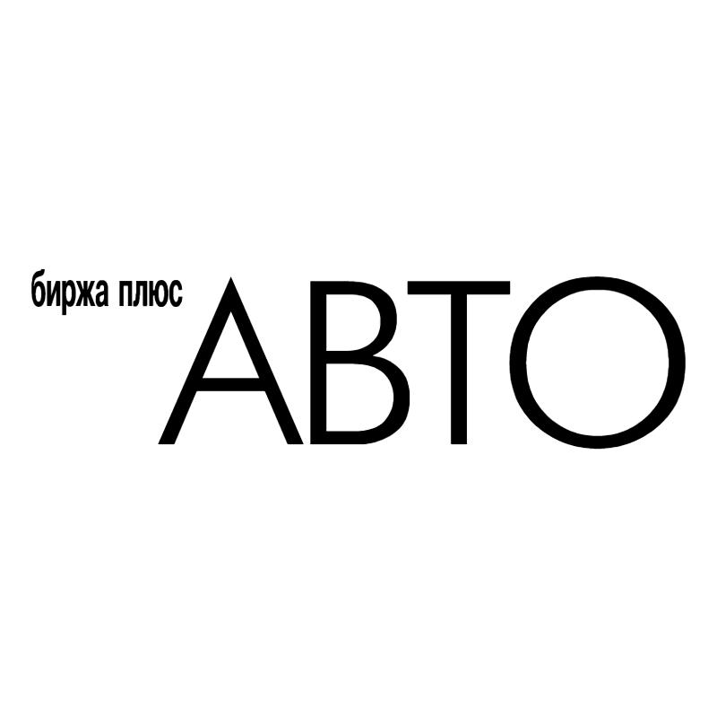 Birzha plus Auto 46886 vector logo