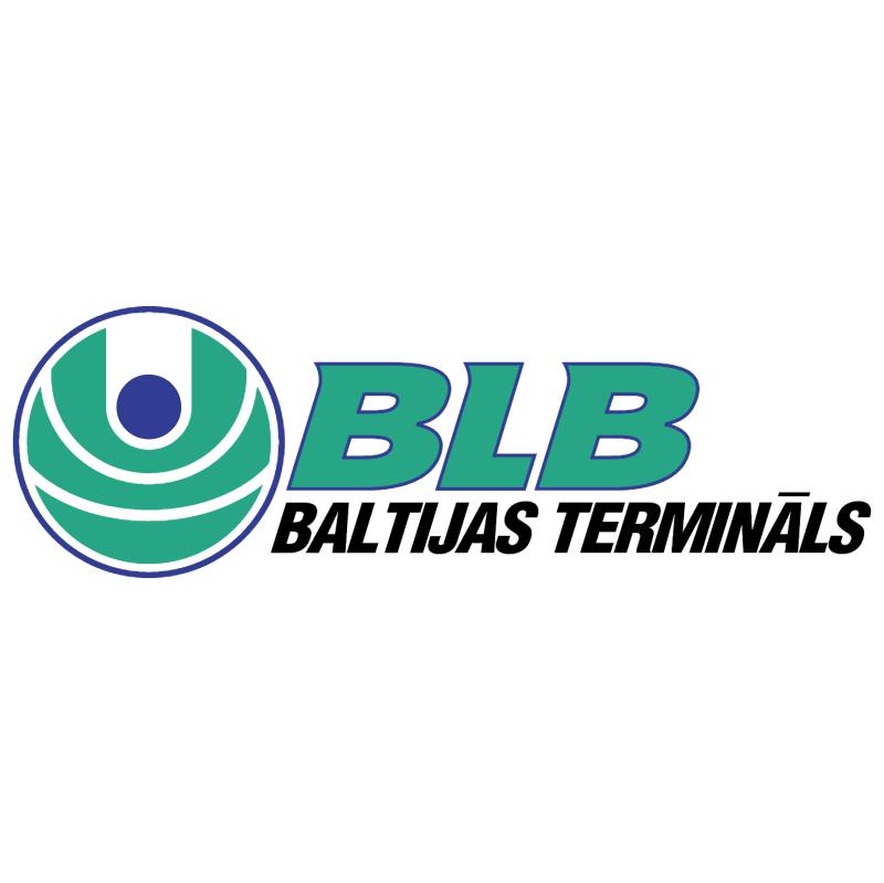 BLB Baltijas Terminals 27891 vector logo