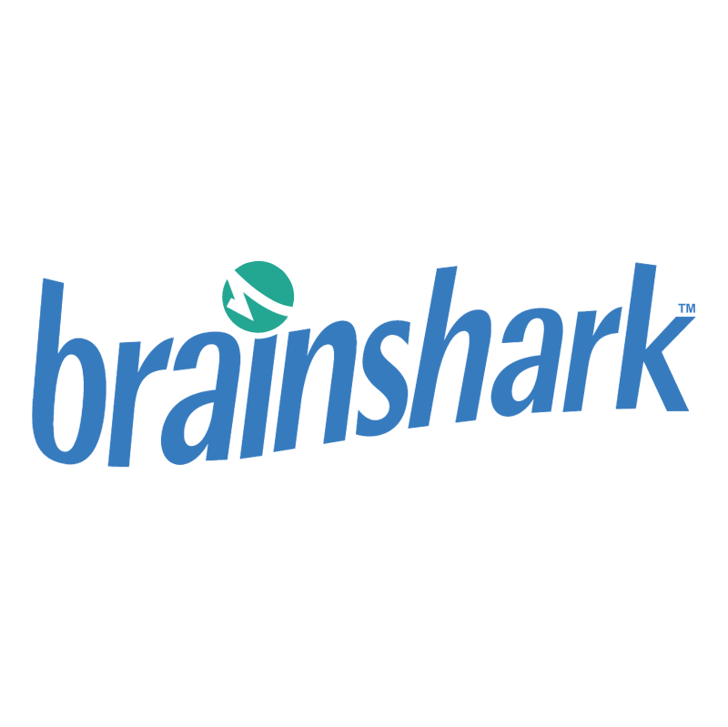 Brainshark vector
