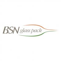 BSN Glass pack vector