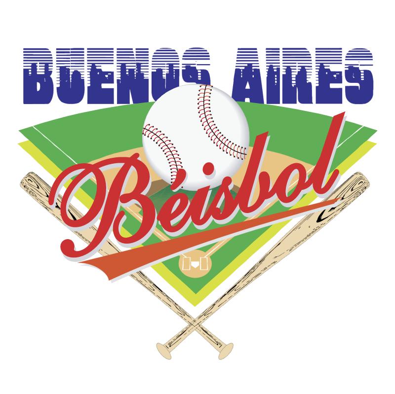 Buenos Aires Beisbol Club vector