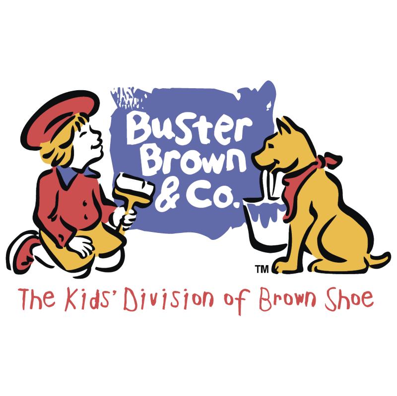 Buster Brown vector logo