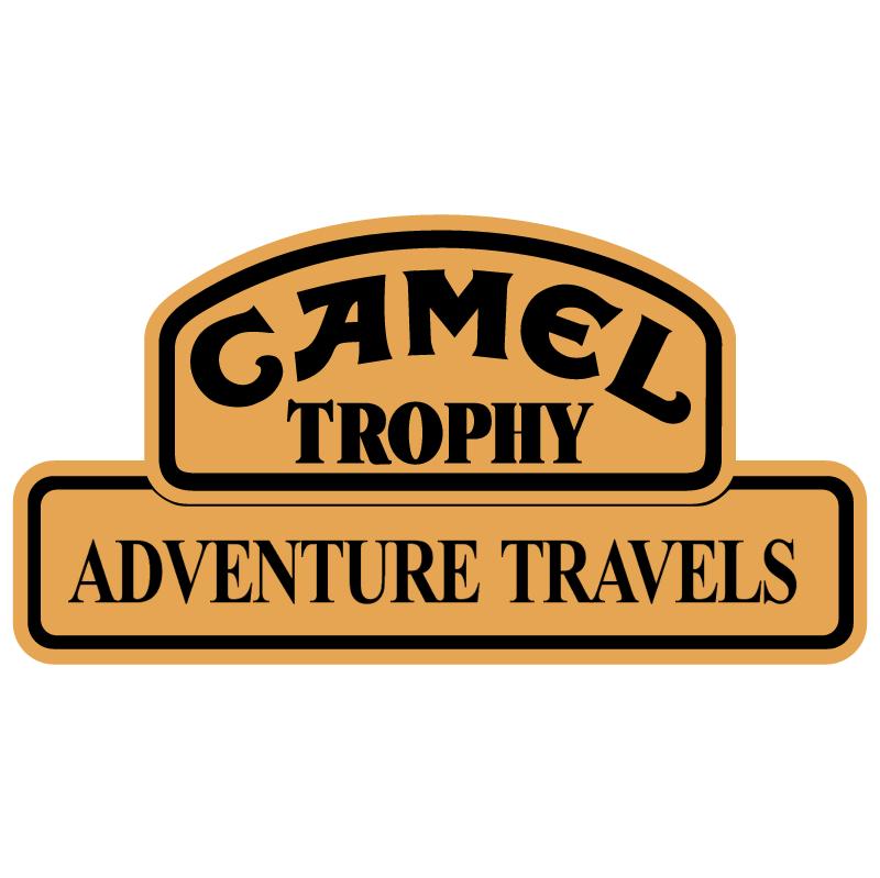 Camel Trophy vector