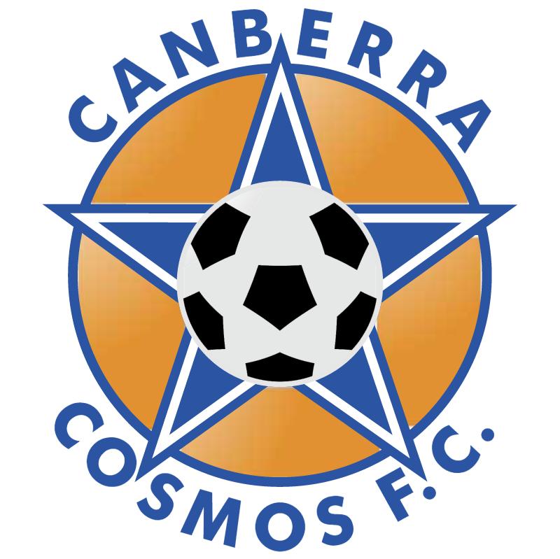 Canberra Cosmos 7867 vector